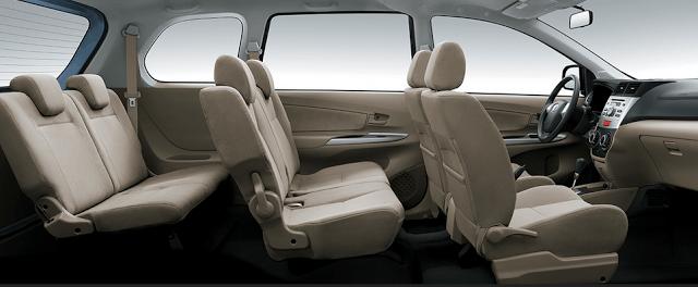 seat Toyota-Avanza
