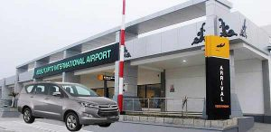 Drop bandara Sucipto-Airport