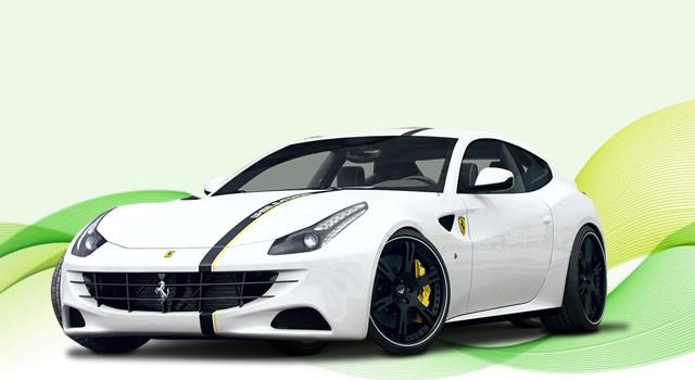 rental Ferrari jogja