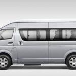 Rental/ Sewa Mobil Toyota Hi Ace yogyakarta