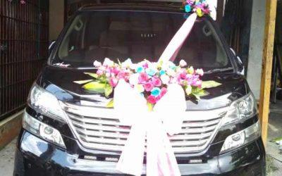 sewa mobil pengantin jogja